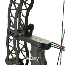 16 Mini Compound Bow Set 40lbs Arrow Bowfishing Hunting Archery Right Left Hand