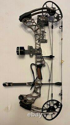 2018 Mathews Archery Triax Compound Bow