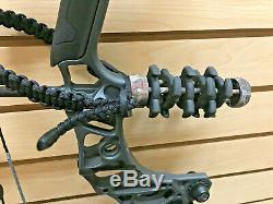 2019 Mathews Vertix Hunting Bow 70lb Limbs 27 Draw (h Mod) Stone