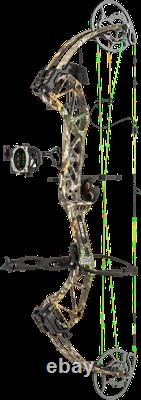 2020 Bear Paradox HC RTH 60lbs RH Realtree Edge (NEW in the BOX)