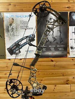 2020 Mathews VXR LH REALTREE Edge Camo Hunting Bow 28 draw length 60-70#