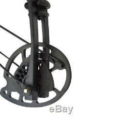 30-55Lbs Archery Compound Bow Hunting Target Adjustable Field Shooting Fishing