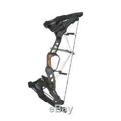 32 21.5-80lbs Archery Compound Bow Steel Ball Arrow Dual-use Outdoor Hunting