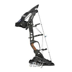 32 Archery Compound Bow 21.5lbs-80lbs Steel Ball Arrow Dual-use Outdoor Hunting
