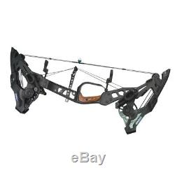 32 KRYSIS 21.5lbs-80lbs Compound Bow Archery Steel Ball Hunting Slingshot