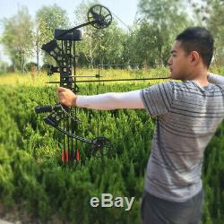 35-70 Pound Compound Bow and Arrow Hunting Fish Straight Pull Pulley Recurve Bow