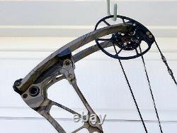 #70 Bowtech Revolt Hunting Bow, RH, Country Root Camo, Excellent+++