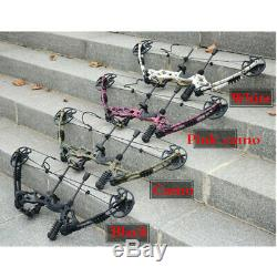 Archery Compound Bow Hunting Bow 30-70lbs Sport Bow Adjustable Adult Outdoor