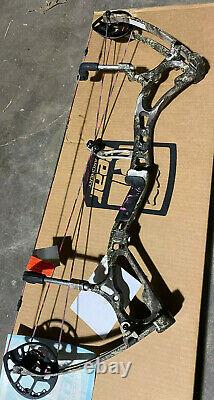 BRAND NEW Bear Rumor Womens LH Bow LEFT HANDED Compound Hunting Bow RARE 50-60#