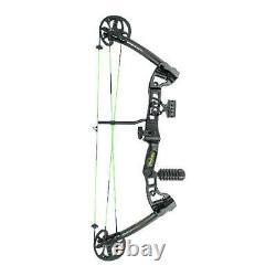 Barnett Outdoors Bar Youth Vortex X2 Compound Bow 6078 Crossbow Archery Hunting