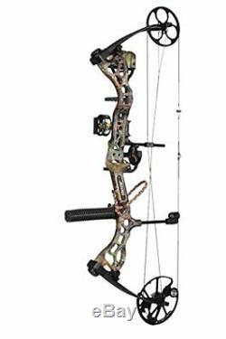 Bear Archery Attitude PRO SERIES RIGHT HAND 55-70LB Ready to Hunt REALTREE EDGE