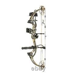 Bear Archery Cruzer G2 RTH AV83B21007R Realtree Edge Compound Bow Hunting