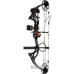 Bear Archery Cruzer G2 RTH Shadow Compound Bow Hunting A7SP21017R
