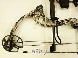 Bear Archery Cruzer G2 With Accessories 12 30RH 5# 70# One Nation NEW