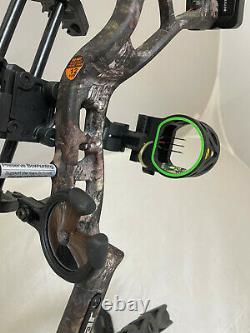 Bear Archery Cruzer LH Bow True Timber Kanati Camo RTH Ready To Hunt Package