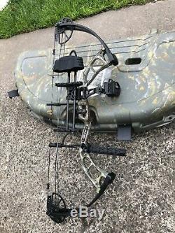 Bear Archery Cruzer Ready to Hunt Compound Bow Mossy Oak Camo