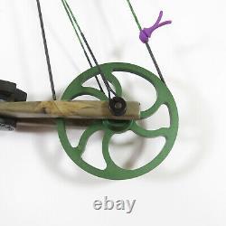 Bear Archery Instinct Compound Men's Hunting Bow RH, 70lbs. 28 Draw
