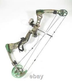 Bear Archery Instinct Compound Men's Hunting Bow RH, 70lbs. 30 Draw