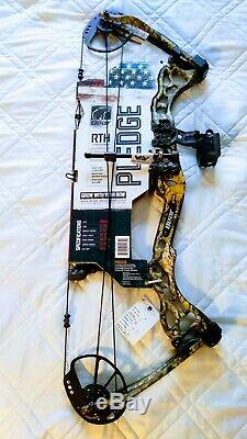 Bear Archery Pledge RTH Ready to Hunt Camo Package RH Compound Bow New