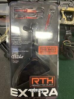 Bear Archery Ready To Hunt! 70lb Legit RTH Realtree Edge Hunting Bow Combo