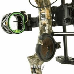 Bear Archery Royale RTH Compound Bow with 5-50 lbs Archery Hunting Package