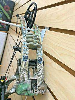 Bear Arena 30 Compound Hunting Bow 29 Draw 70lbs