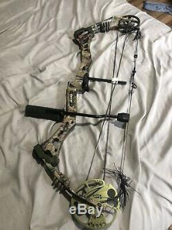 Bear Charge Compound Hunting Bow RH