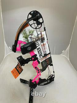 Bear Cruzer Lite (LH) Pink Ready to Hunt Package
