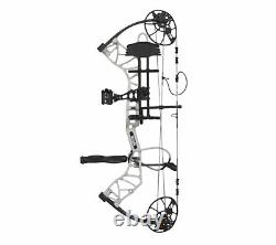 Bear Legit 70lbs 30 RH (Ghost)Special Edition Compound Bow Package #AV13A21147R