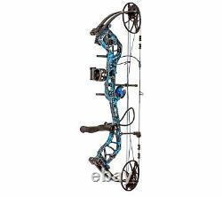 Bear Legit 70lbs 30 RH (Sirphis Undertow) Compound Bow Package #AV13A21067R