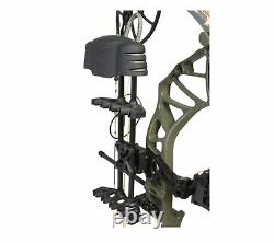 Bear Legit 70lbs RH (Fred Bear Camo) Compound Bow Package #AV13A21137R