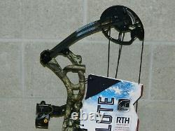 Bear Salute- Ready to Hunt Bow Package- 20 to 30 Draw Length- 50 to 70 pounds