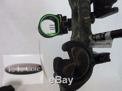 Bear Wild Compound Bow Hunting Package Xtra Camo 50 60 # 24-31in. Right Hand