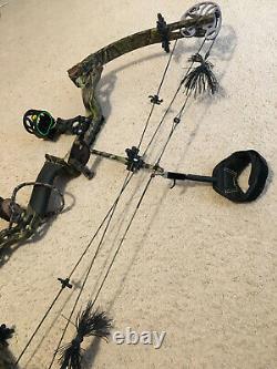 Bowtech 2007 Tomkat, RH, 40-70 LB Compound Bow Hunting Archery