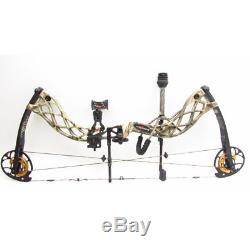 Bowtech Carbon Icon Right-Handed Compound Hunting Bow