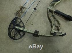 Bowtech Diamond Outlaw Compound Hunting Bow 70#