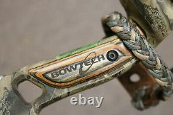 Bowtech General RH Compound Hunting Bow with Case+Arrows+Accessories Pre-owned