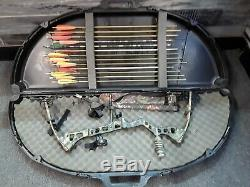 Bowtech Patriot 29 60-70 lbs. Right Handed RH Bow Package Archery Hunting