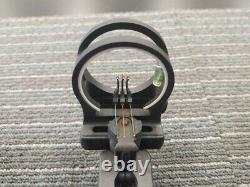 Bowtech Purple Blaze Diamond SB-1 Adjustable Weight 28 Drawn Hunting Bow