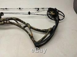 Bowtech Reign 6 29 in. 60-70 lbs. Right Handed Compound Hunting Bow Archery