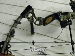 Browning F5 Tornado 29 70# 24-30 60-70# RH Compound Archery Hunting Bow