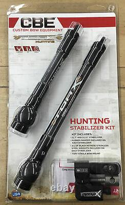CBE Hunting Stabilizer Kit 7 and 11 Stabilizers