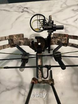 Chirico Archery Highlander Crossbow Archery Slingshot Style Hunting Bow