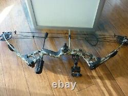 Cobra Hunting Archery Compound Bow Right Handed In Camo Au Stock