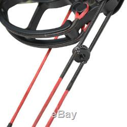 Compound Bow Dual-use Catapult Steel Ball Bowfishing Archery Hunting 40-60lbs