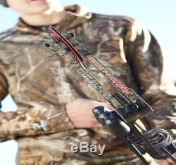 Compound Bow For Kid Women Girl The Best Hunting Youth Teen Set Deer Archery Kit