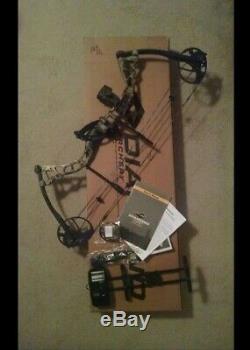 Diamond Archery Infinite Edge Pro Right Handed Hunting Bow