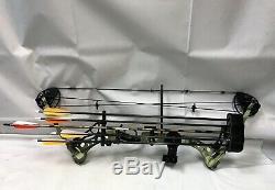 Diamond Razor Edge Camouflage Right Hand Hunting Archery Bow