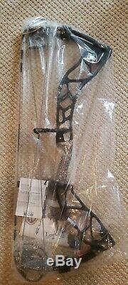 ELITE OPTION 6 3D NINJA BLACK 3D HUNTING BOW RH/60#/ 28 BRAND NEW With WARRANTY