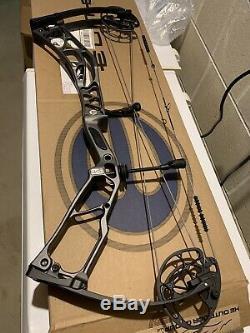 Elite Archery Ritual 30 28/60 RH. Mathews Hoyt Prime Bow Hunting